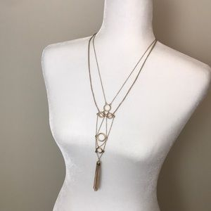 """Gold Necklace 16"""""""